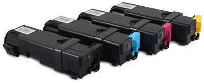4 Toner for Xerox Phaser 6500 6500DN 6500N WC6505DN 6505N Workcentre 6505DN 6505