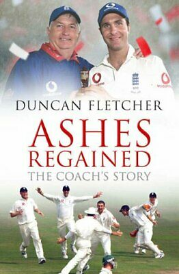 Ashes Regained: The Coach's Story,Excellent,Books,mon0000148437 MULTIBUY