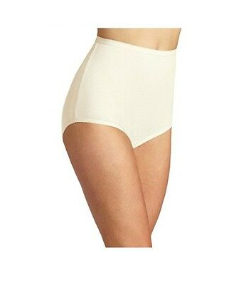 Vanity Fair Womens 15318 Perfectly Yours Tailored Cotton Panty Candleglow 11/4XL