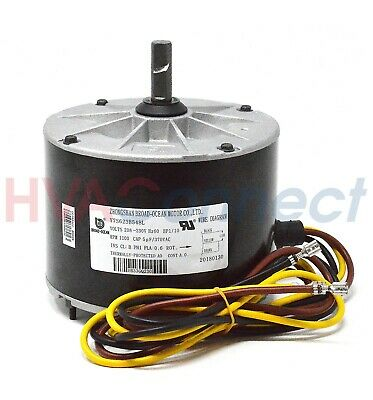 OEM Upgraded ICP Heil Tempstar 1//10 HP 230v Condenser Fan Motor 1172707