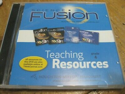 SCIENCE FUSION HOUGHTON Mifflin Harcourt 1st Grade