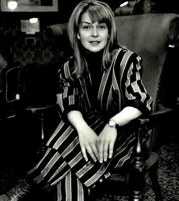Toyah Willcox Owned and Worn Papier Mache of London Striped Suit