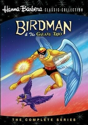Birdman & Galaxy Trio: Complete Series (DVD Used Very Good)