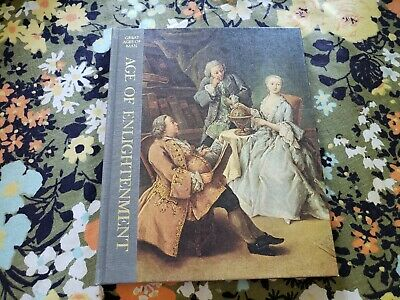 Time Life Great Ages of Man Age of Enlightenment Hardcover 1966