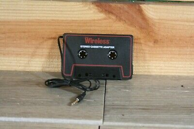 Just Wireless Cassette Adapter