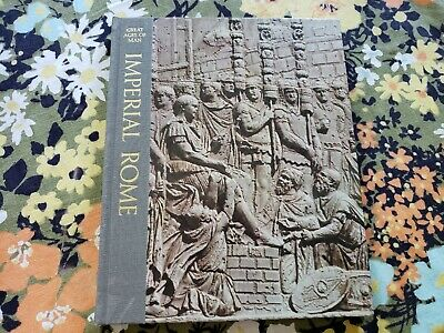 Time Life Great Ages of Man Imperial Rome Hardcover 1965