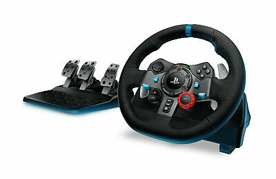 Logitech G29 Driving Force Racing Wheel FOR PS4 & PC & PS3 BRAND NEW! FREE POST!