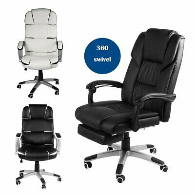Best Computer Gaming Chair Sports Racing Chair Home Office Executive Recliner