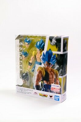 Super Saiyan God Gogeta Dragon Ball Broly Movie Bandai S.H. Figuarts Figure
