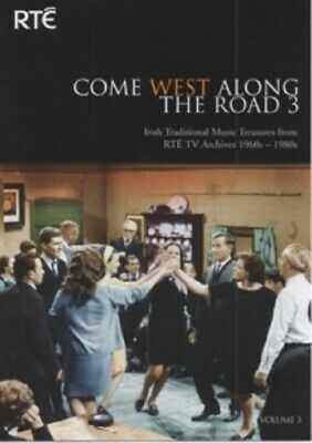 Come West Along The Road Volume 3 - Irish Traditional Music Treas... - DVD