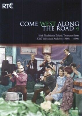 Come West Along The Road Volume 4 - Irish Traditional Music Treas... - DVD