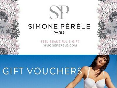 Simone Pérèle $50 Gift Card Offers