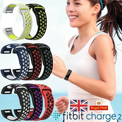 Replacement Wristband Strap Classic Watchband Bracelets Sport For Fitbit Charge2