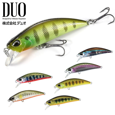 Duo Spearhead Ryuki 50f Schwimmend Farbe AD4068 Yamame Rot Bauch