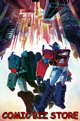 Transformers #6 (2019) 1St Printing Mcguire Smith Variant Cover B Idw Comics