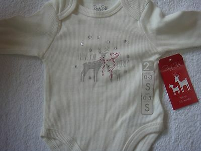 Rene Rolf Baby Bodysuit And Pants Bnwt Size 000