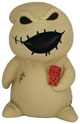 Nightmare Before Christmas OOGIE BOOGIE 8 INCH PVC BANK  MONOGRAM PRODUCTS