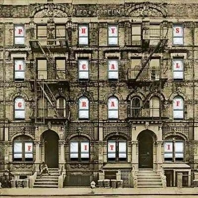 Led Zeppelin Physical Graffiti 40th Anniversary Edition CD NEW 2-disc