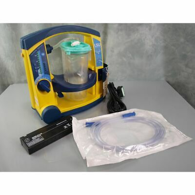 Laerdal Suction Unit LSU with Serres Canister with battery