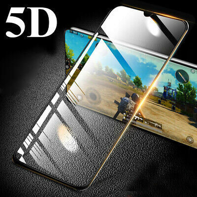 9H Full Glue Tempered Glass Film Screen Protector for One Plus 7 6 6T 5T Screen