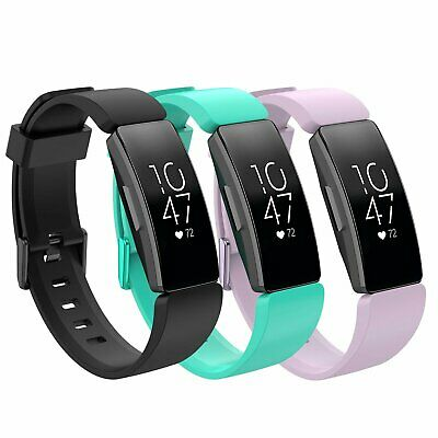 3-PACK  Replacement Bracelet Watch Band for Fitbit Inspire / Inspire HR
