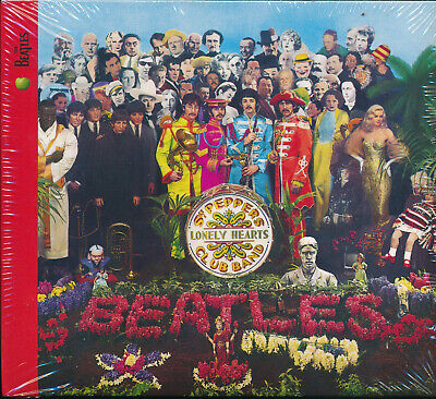 The Beatles Sergeant Sgt. Pepper's Lonely Hearts Club Band 1-disc CD NEW 2009