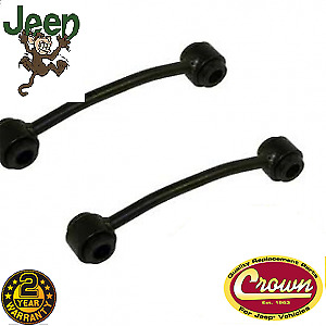 Sway bar anti roll bar link front Jeep Wrangler YJ 87-95 52002609