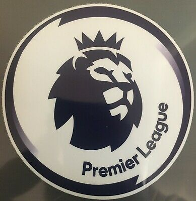 New 19-20 Premier League Adult Size Shirt Sleeve Patches Badge