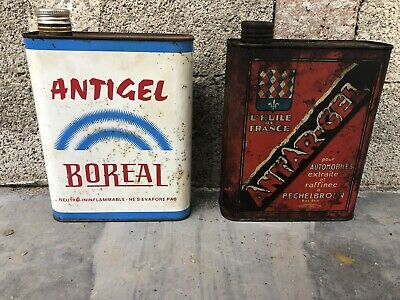 Lot Bidon Antigel