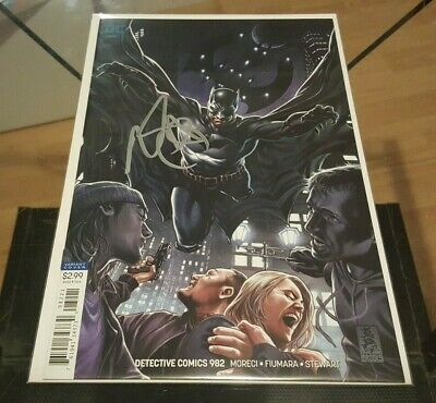 Detective Comics (Batman) #982 Variant Signed by Mark Brooks NM