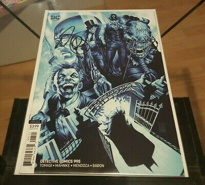Detective Comics (Batman) #995 Variant Signed by Mark Brooks NM