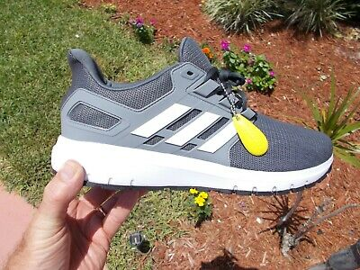 Adidas ENERGY CLOUD 2  GRAY Running Shoes GRAY MEN'S size 13 B44751 NEW IN BOX