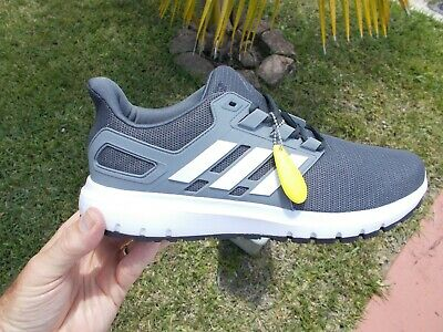 Adidas ENERGY CLOUD 2 GRAY Running Shoes GRAY MEN size 11.5   B44751 NEW IN BOX