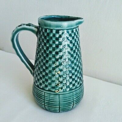 Vintage Arts and Crafts Ceramic Art Pottery Pitcher