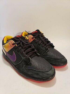 huge selection of 49392 72ac9 2008 NIKE DUNK LOW PRO SB Sz 12 GUNS N ROSES APPETITE FOR DESTRUCTION  304292-