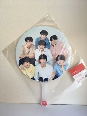 BTS Love Yourself Tour Group Image Picket Official Merchandise