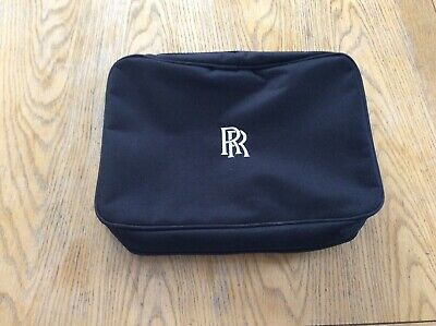 Genuine Rolls Royce RR Wash Bag Battery charger Bag OEM ITEM