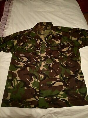 British Army Surplus 95 Pattern Woodland DPM Shirt /Lightweight Jacket Fits M/L