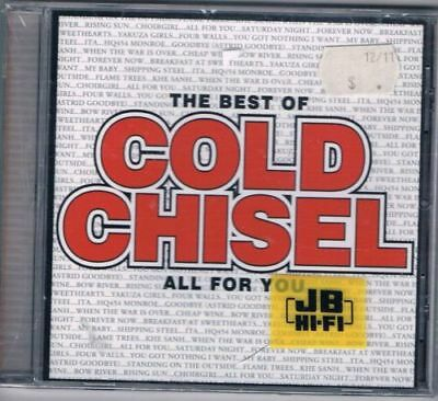 Cold Chisel ‎– The Best Of Cold Chisel All For You CD ( BRAND NEW)
