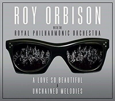 Roy Orbison - A Love So Beautiful/Unchained Melodies - New 2CD Album - 7th June