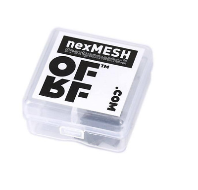 NEW OFRF 10Pc Profile RDA NexMesh Replacement Strips Premium A1 .13 ohm