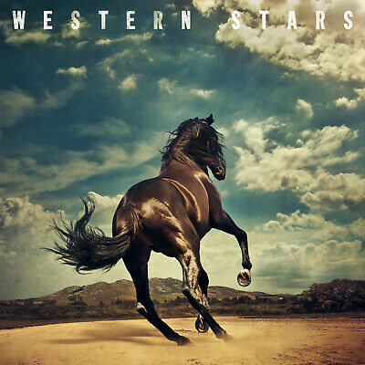 Bruce Springsteen - Western Stars - New CD Album - 7th June