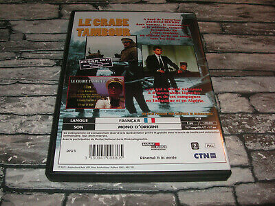 LE CRABE TAMBOUR / Jean Rochefort  Claude Rich  Jacques Perrin / DVD