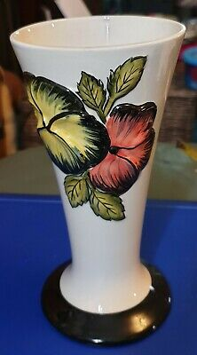 Lorna Bailey Vase 3D Relief OLd Court Backstamp Excellent Condition FREE P&P