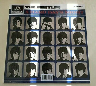 "The Beatles "" A Hard Day's Night "" Vinyl Album Brand New & Sealed"