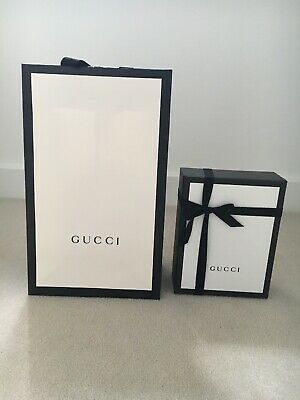 4d5ed1ac654b GUCCI GIFT SHOPPING Bag Genuine Gift Brand New GUCCI Free Delivery ...