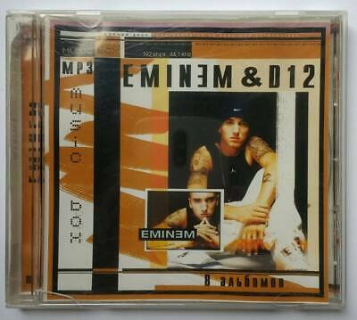 EMINEM RARE COLLECTION (15 CDs 160 + Unreleased Or Leaked songs