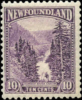 Mint Canada Newfoundland 1923-1924 10c Scott #139 Stamp Never Hinged