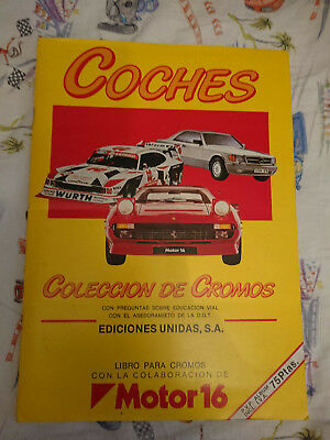 Coches Motor 16