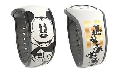 Disney Millenial Mickey Limited Release 2017 Magicband Magic Band New Rare HTF